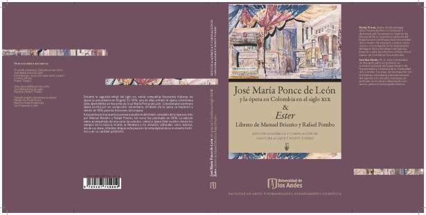 José María Ponce de León (cubierta) imprenta